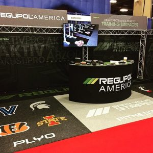 custom trade show displays and graphics